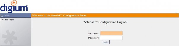 SipWare Asterisk Management